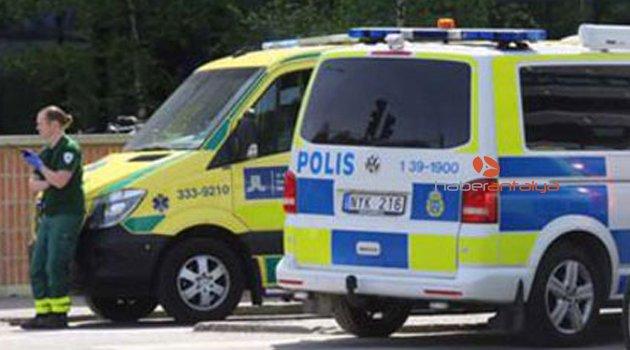 STOCKHOLM'DE KİMYASAL SIZINTI PANİĞİ