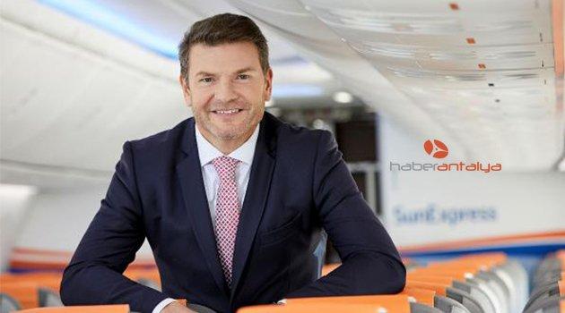 SunExpress daha çevreci uçak alıyor