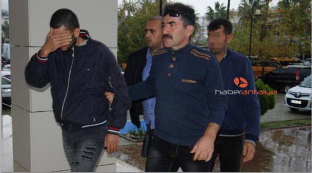 Suriyeli hırsızlık şüphelileri yakalandı