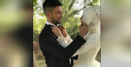 20 gün önce evlenmişti