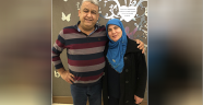 28 yıllık eşini, böbreğiyle yaşama bağladı