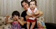 3.5 aylık Neva bebeğe kanser ameliyatı