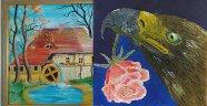 3. Alanya Uluslararası Sanat sergisi açılıyor
