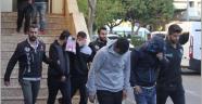 3 ilde uyuşturucu satıcılarına operasyon: 11 gözaltı
