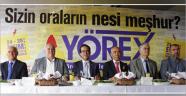 72 ilin yöresel ürünleri, Antalya'da buluşacak