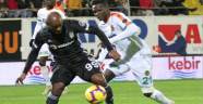 Aytemiz Alanyaspor - Beşiktaş karşılaşması