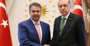 Erdoğan, Alman Dışişleri Bakanı ile görüştü