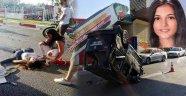 Stajyer hemşireler kaza yaptı: 1 ölü, 2 yaralı