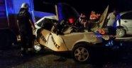Antalya'da kaza: 1 ölü 1 yaralı