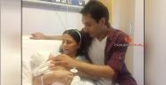 Kanseri yendi, anne oldu