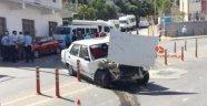 Finike'de kaza: 3 yaralı