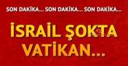 VATİKAN FİLİSTİN'İ TANIDI