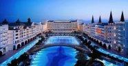 Mardan Palace Hotel'in suyu kesildi