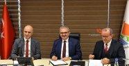 Antalya OSB'ye 24 saat sağlık hizmeti