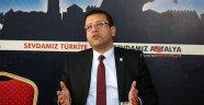 CHP'li Kumbul'dan, Akdeniz Kent Parkı ihalesi eleştirisi
