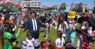 Kemer Belediyesi'nden Çocuk Şenliği