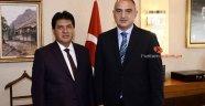 Başkan Gül, Bakan Ersoy'u ziyaret etti