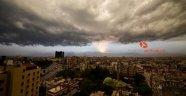 Antalya'da yağmur etkili oldu - Hava Durumu
