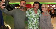 'Antalyalı Müslüm Baba', Müslüm filmini izlerken duygulandı