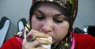 'Acılı ciğer yarışması' ağlattı