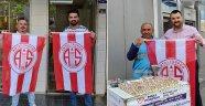 AESOB'dan Antalyaspor'a destek
