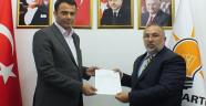 Ak Parti Kaş'ta ilk aday adayı Sarıcaoğlu