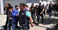 Alanya'da 21 şüpheli yakalandı