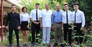 Alanyalı öğrencilere Alman disiplini aşılanacak