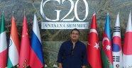 """Ali Şafak Öztürk: """"Antalya'nın dünya haritasındaki yerini herkes öğrenecek"""""""
