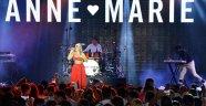 Anne Marie, Antalya'da sahneye çıktı