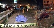 Antalya'da ortalık savaş alanına döndü: 1 ölü, 3 yaralı