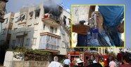 Antalya'da yangın korkuttu