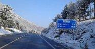 Antalya- Konya karayolu yeniden trafiğe açıldı