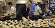 Antalya piyazının ilk tescil belgesi tarihi restorana verildi