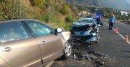 Antalya'da feci kaza: 8 yaralı