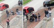Antalya'da filmleri aratmayan uyuşturucu operasyonu