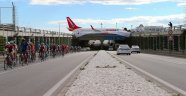 Antalya'da inanılmaz görüntü!