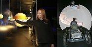 Antalya'da Interstellar Uzay Sergisi açıldı