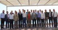 Antalya'da tarım kuruluşları toplandı