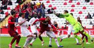 Antalyaspor - İstikbal Mobilya Kayserispor karşılaşması