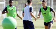 Antalyaspor, Osmanlıspor'a hazırlanıyor