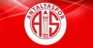 Antalyaspor'da Barrada gelişmesi