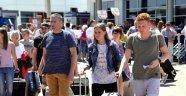 Antalya'ya geçen yıl gelen turist sayısına bu yıl 7.5 ayda ulaşıldı