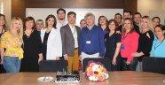 AÜ Hastanesi'nde Tıp Bayramı kutlaması