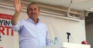 Bakan Çavuşoğlu: Bunlar proje ittifakı