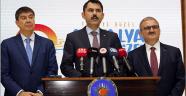 Bakan Kurum: Antalya'daki projeleri yakından takip ediyoruz