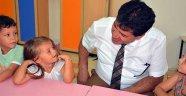 Başkan Gül, okul ve belediye çalışmalarını inceledi