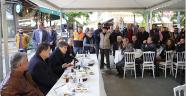 Başkan Türel, Sobacılar Çarşısı'nda