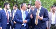 Başkan Uysal, Bakan Ersoy'u davet etti