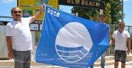 Bilem Beach'te mavi bayrak sevinci